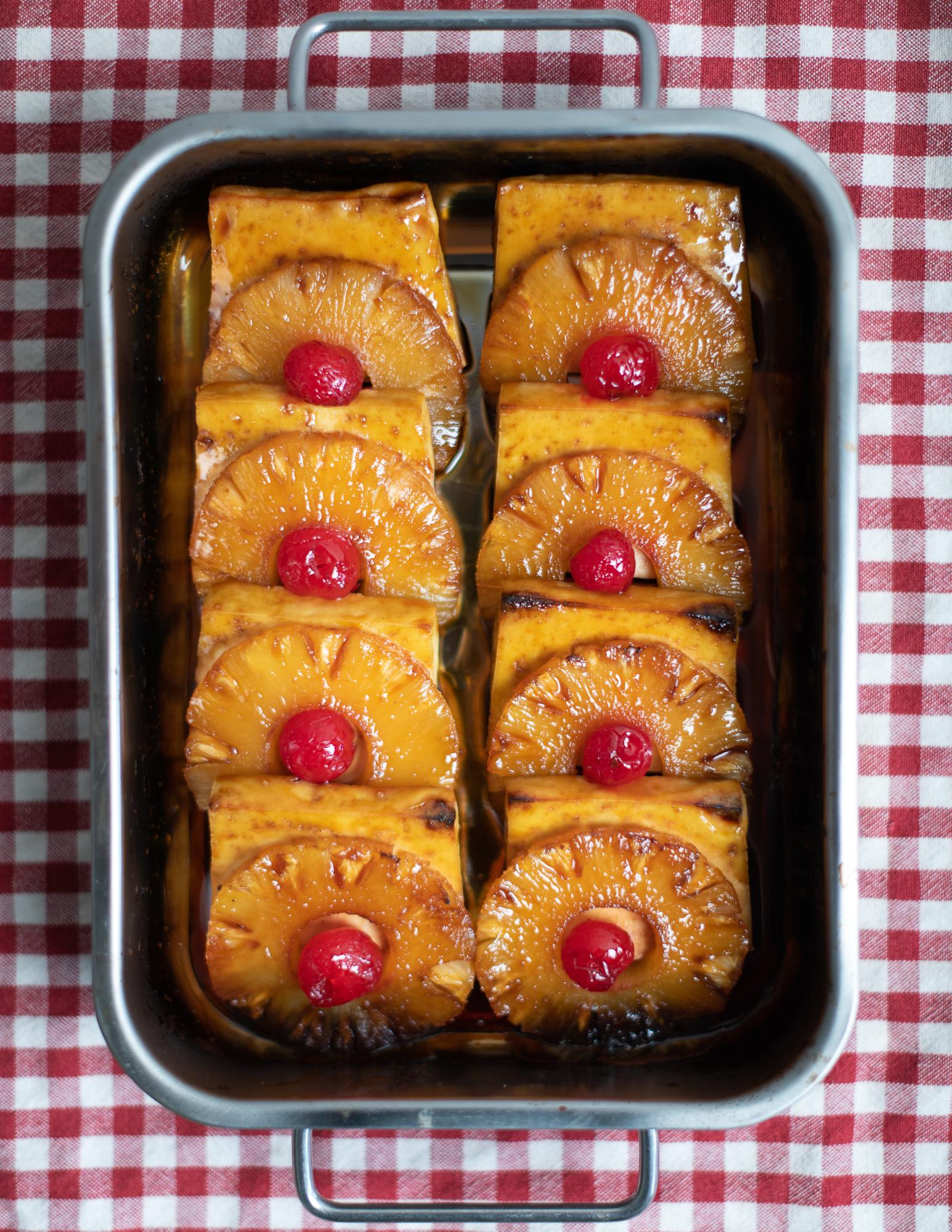 Pâques: la recette de jambon de tofu à l'ananas de Jean ...
